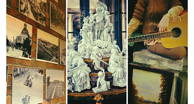 Культура - интересные статьи о музыке, кино, фотографии, живописи, театре, события в мире искусства, искусство в Абхазии