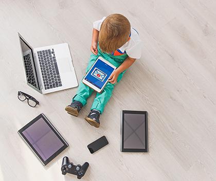 родители и современные дети